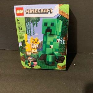 LEGO Minecraft Creeper BigFig